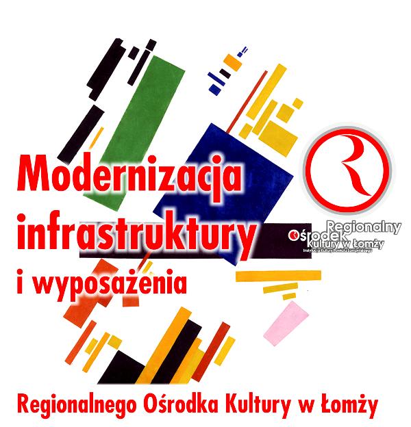 Modernizacja infrastruktury